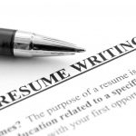How to Write an Effective Curriculum Vitae
