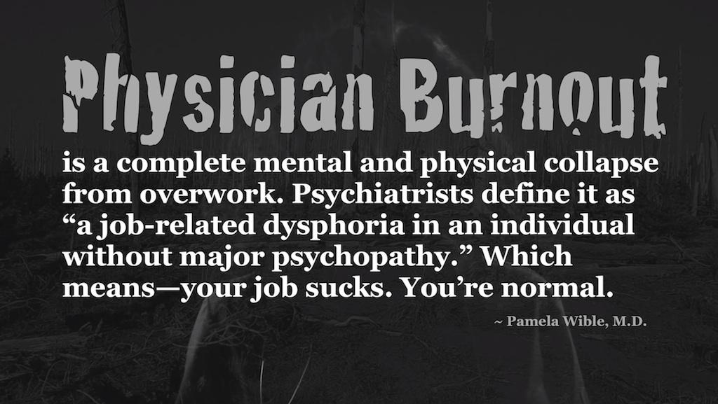Physician Burnout.1up